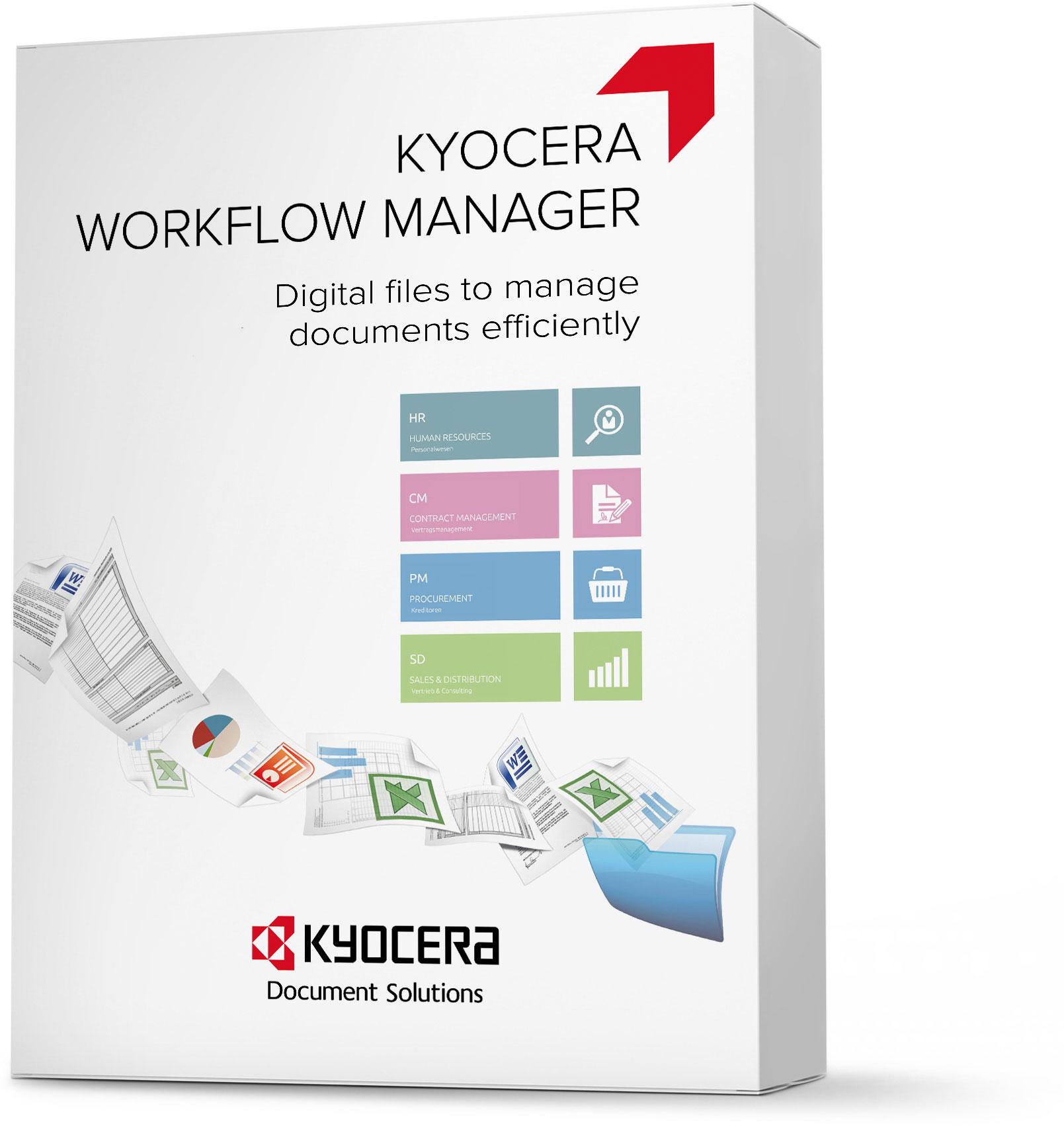 KYOCERA   Workflow Manager